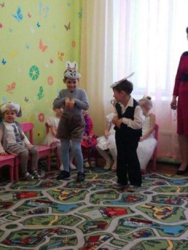 Новый год в ОП «Краснопресненский детский сад»