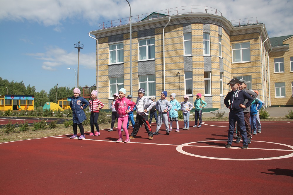 Детский сад — территория здоровья!