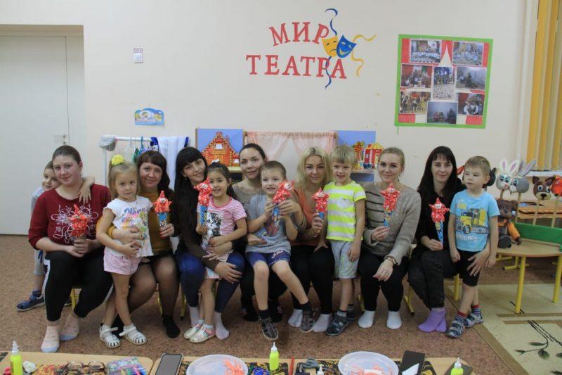 Мастер-класс для родителей «Театральная кукла-прятка «Петрушка»