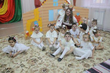 Праздник «ДЕНЬ МАТЕРИ» в детском саду